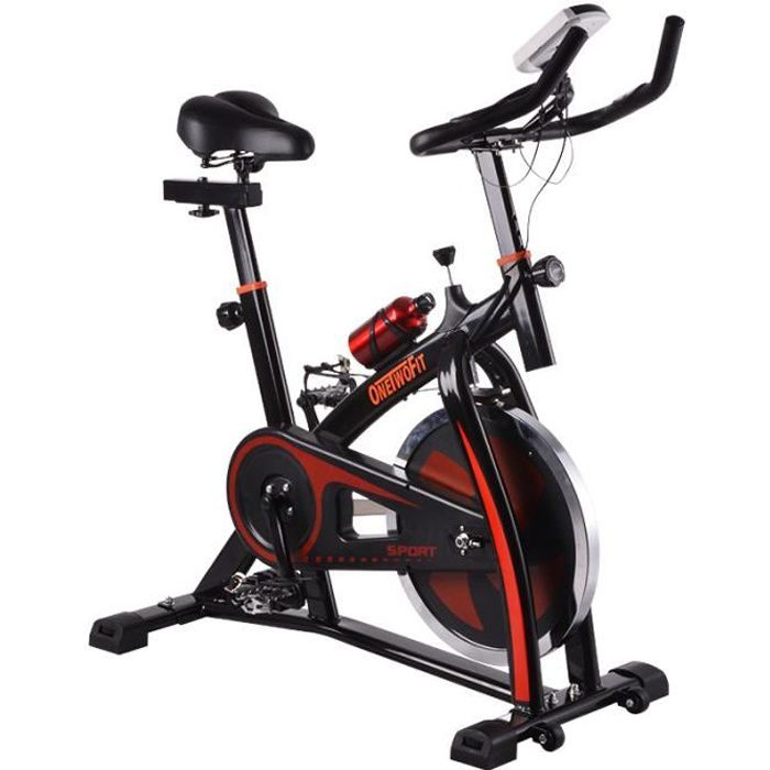 onetwofit vlo biking spinning dexercice dintrieur dappartement cyclisme vlo stationnaire maison entranement gym cardio ot018r