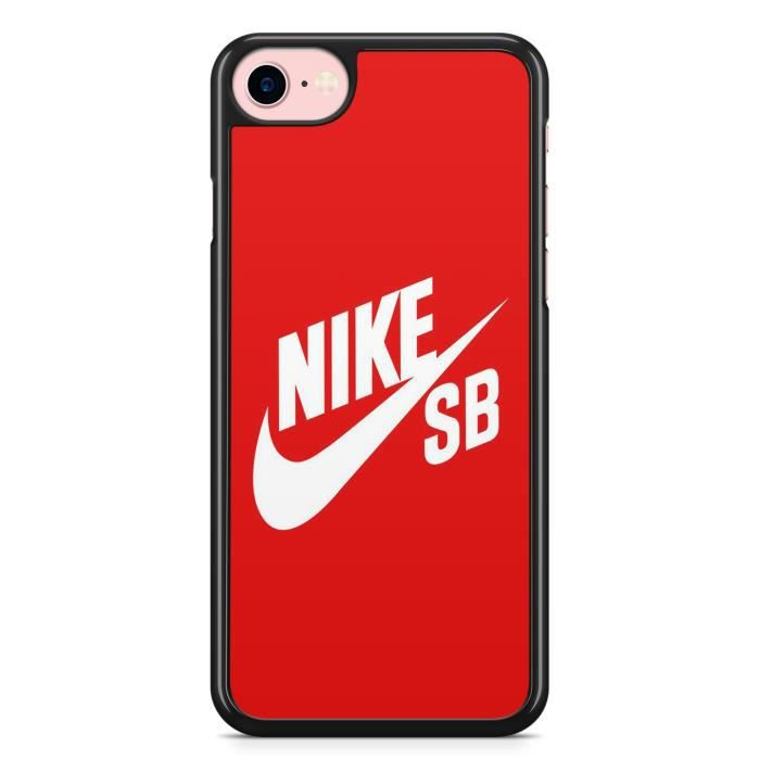 Coque iphone 5s nike rouge