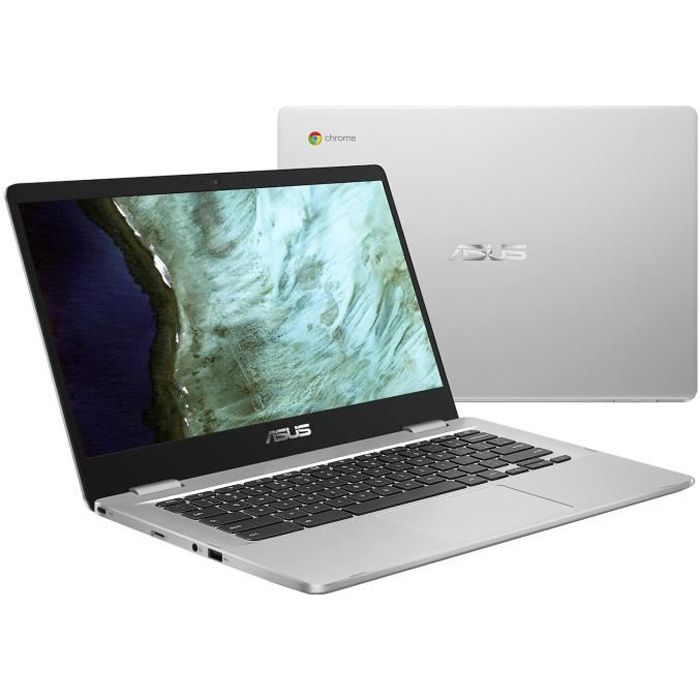 ORDINATEUR PORTABLE Ordinateur Portable Tactile - ASUS Chromebook C423