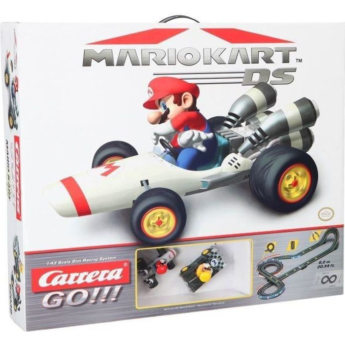 carrera circuit mario kart ds echelle 1 43 achat vente circuit cdiscount. Black Bedroom Furniture Sets. Home Design Ideas