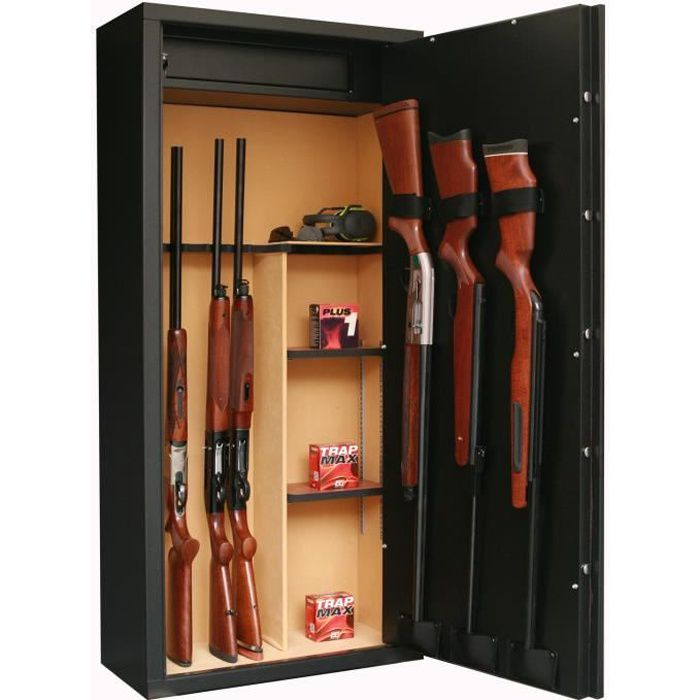 Armoire Forte Sentinel Sd14 Modulable 10 14 Armes Bronze Achat