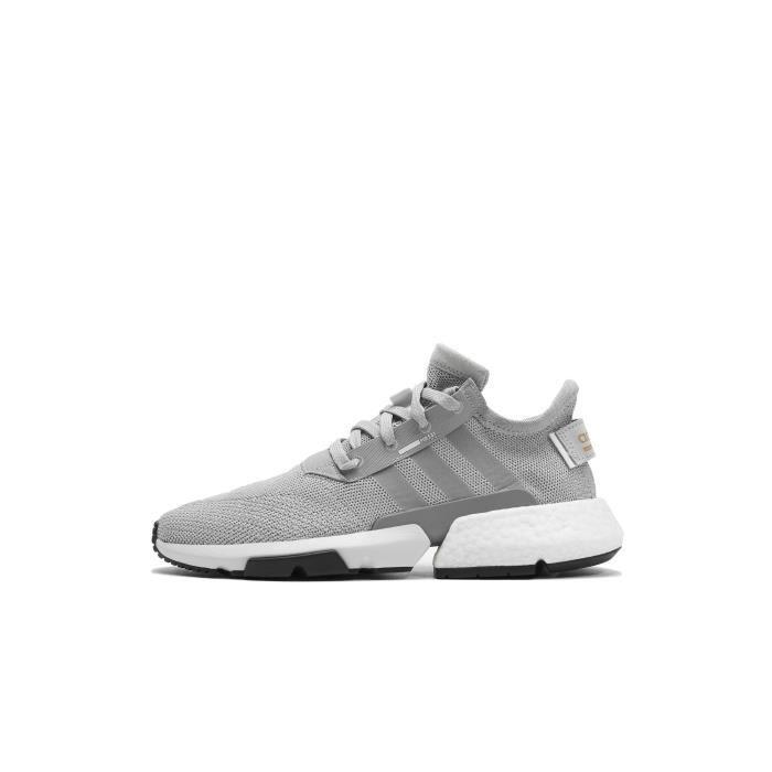 Homme 1 Gris Adidas S3 Originals Chaussures Baskets Pod 543393 DWeEH29IY
