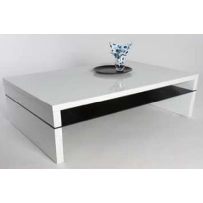 Table basse rose laque blanche haute brillance achat - Table basse rose ...