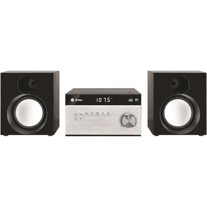 CHAINE HI-FI TOKAI M038 Micro-chaîne Bluetooth CD/MP3
