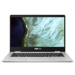 Achat discount PC Portable  Ordinateur Portable Tactile - ASUS Chromebook C423NA-BZ0038 - 14'' HD - Pentium N4200 - RAM 4 Go - Stockage 64 Go - Chrome