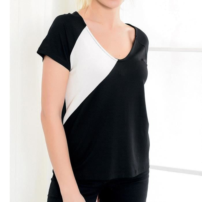 Brochage T Femmes Sleevedtank 4140 Chemisier '; Top Casual Court shirt K1lcTJF