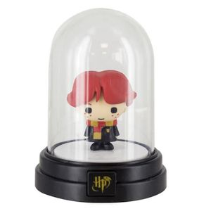 LAMPE A POSER Mini Lampe sous Cloche Harry Potter : Ron - PALADO