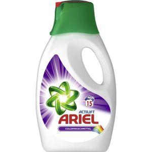 LESSIVE Ariel Actilift liquide lessiv Colorwaschmittel 15