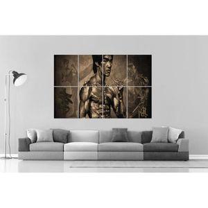 AFFICHE - POSTER BRUCE LEE ART OF WING CHUN 02 Wall Art Poster Gran