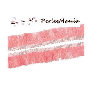 perlesmania.com 5m Galon Frange en Coton Noir Creation Pompons 25mm S1164897