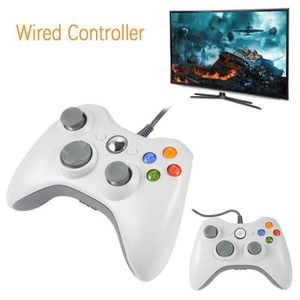 CAPUCHON STICK MANETTE Manette Filaire Xbox 360 Gamepad Controller Manett