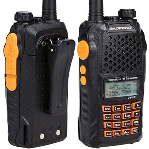 TALKIE-WALKIE 2PCS talkie walkie BAOFENG UV-6R 136-174 / 400-520