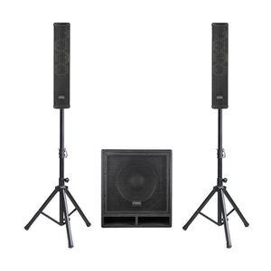 PACK SONO DEFINITIVE AUDIO - Vortex 600 TRI Système triponiq