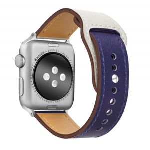 BRACELET DE MONTRE Bracelet de montre en silicone pour iWatch Sport e
