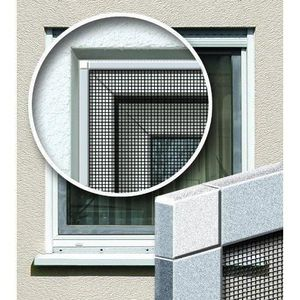 MOUSTIQUAIRE OUVERTURE Schellenberg 57203 Moustiquaire en fibre de verre