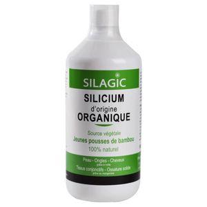 SOIN ARTICULATIONS Silagic Silicium Organique Bambou 1LSilagic Silici