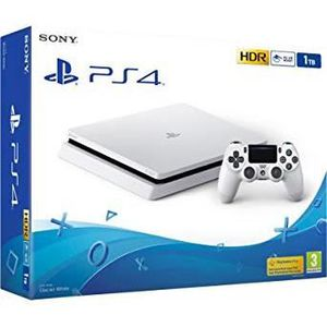 CONSOLE PS4 PS4 1TO Blanche