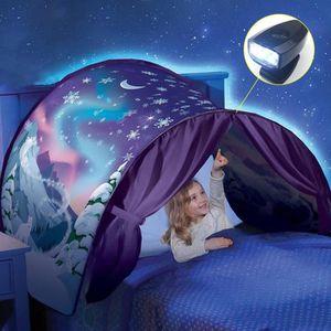 TENTE DE LIT Dream Tents - Tente de lit enfant -  Repliables te