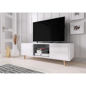 meuble tv d 39 angle achat vente meuble tv d 39 angle pas cher cdiscount. Black Bedroom Furniture Sets. Home Design Ideas