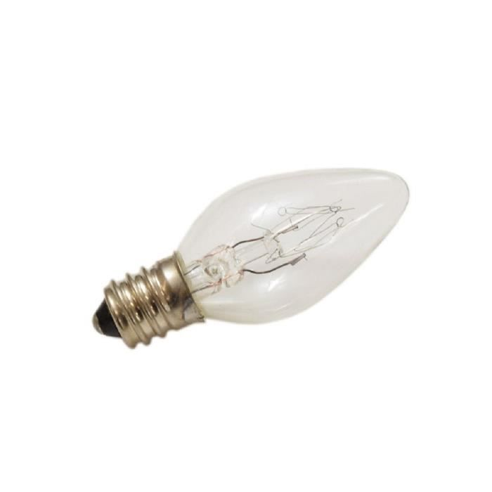 Ampoule 40 W E14 240V - Hotte - ARISTON HOTPOINT, INDESIT, ARCELIK, WHIRLPOOL (24405)