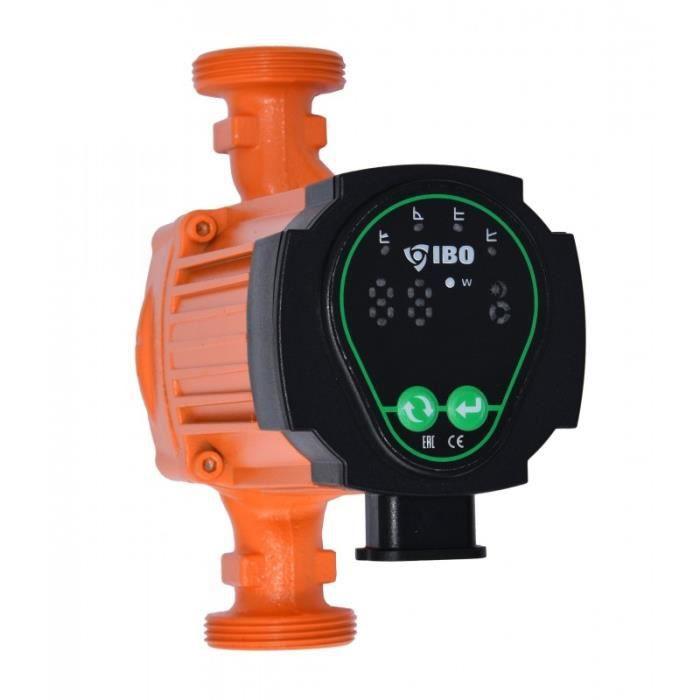 Circulateur PSI 25-40/180 classe A - efficacité énergétique - pompe électronique