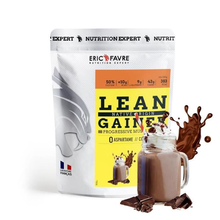 Lean Gainer 2kg Chocolat