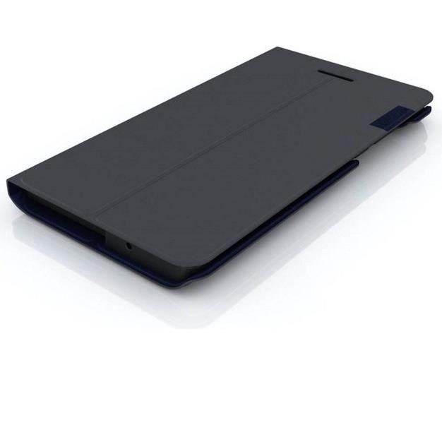 Tab3 7 Folio case and film Black Ww compatibles avec Za300138se et Za300035se