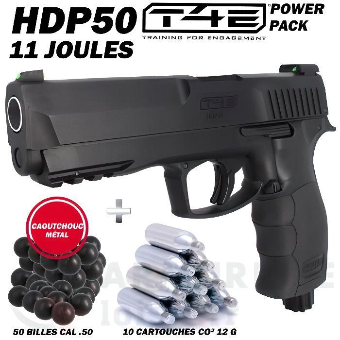 Pistolet de defense