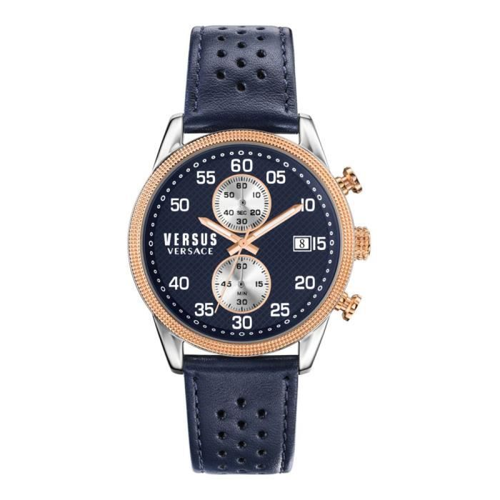 Versus by Versace S66080016 Shoreditch Montre Hommes Chronographe ... 401cd602c3c