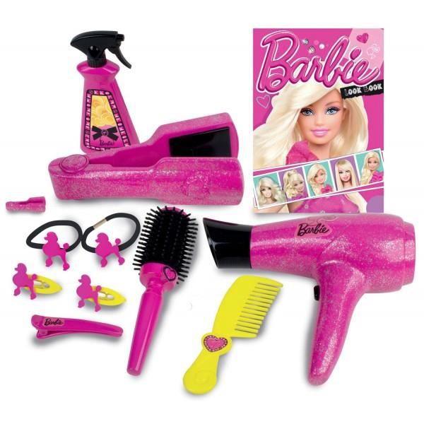 Grande Jeux Barbie Gg00603 Me Coiffeur Tendance Achat