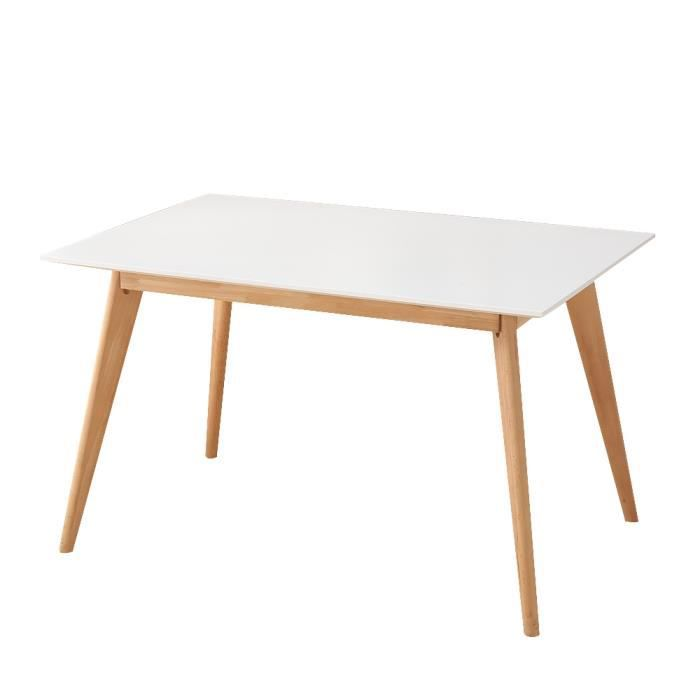 Salle À De Manger Personnes Extensible Design 8 Table 6 Scandinave R3jLA45q
