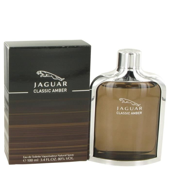 parfum jaguar classic amber by jaguar eau de toilette. Black Bedroom Furniture Sets. Home Design Ideas