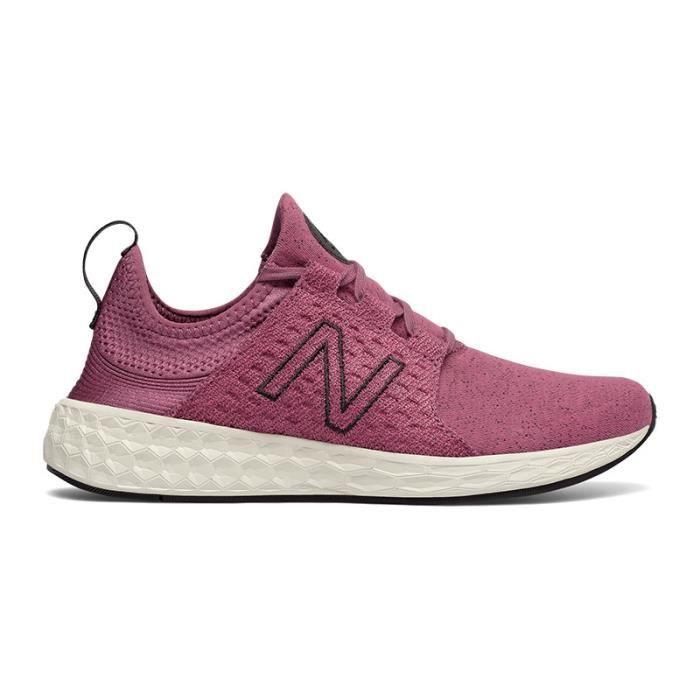 chaussure new balance femme rose
