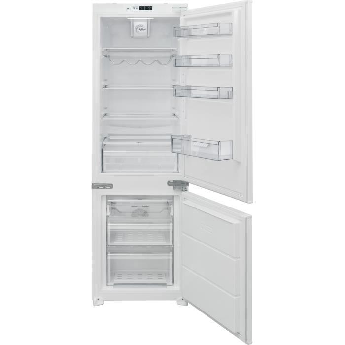 RÉFRIGÉRATEUR CLASSIQUE SOGELUX Réfrigérateur congélateur intégrable INT32