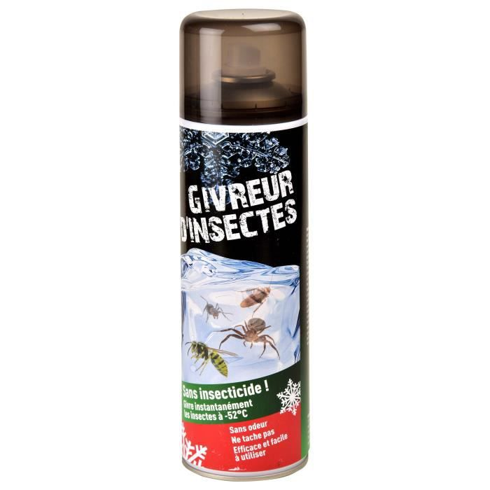 givreur anti insectes 400ml achat vente produit insecticide givreur anti insectes 400ml. Black Bedroom Furniture Sets. Home Design Ideas