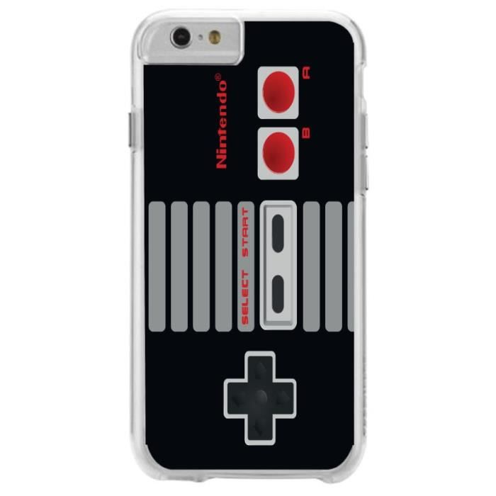 coque iphone 6 nintendo