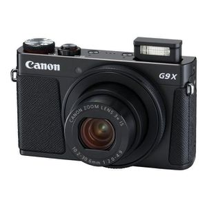canon g7x mark ii achat vente pas cher soldes d s le 10 janvier cdiscount. Black Bedroom Furniture Sets. Home Design Ideas