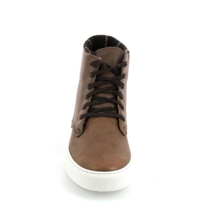 Basket mode - Sneakers VICTORIA Sneakers Marron j31YUGZ