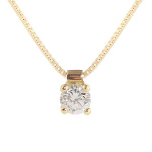 SAUTOIR ET COLLIER MONTE CARLO STAR Collier Or Jaune 375° et Diamant