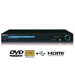 LECTEUR DVD TAKARA KDV103B Lecteur DVD USB SD