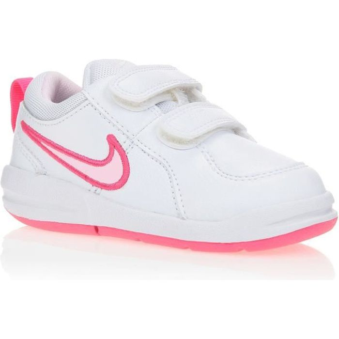 sports shoes c48fc f44a1 Basket nike blanche