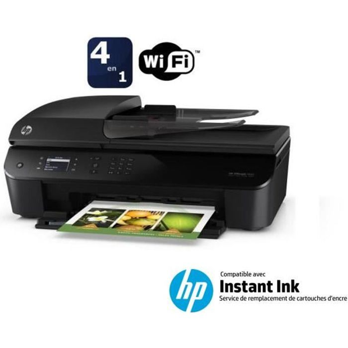 PILOTE HP OFFICEJET 4630 GRATUIT