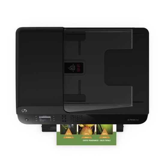 pilote imprimante hp officejet 4630