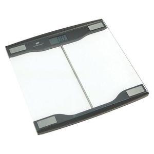 PÈSE-PERSONNE Pèse-personne électronique noir 1.59 kg Continenta