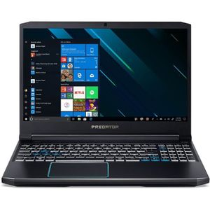 Achat discount PC Portable  PC Portable Gamer - ACER Predator PH315-52-736R - 15,6