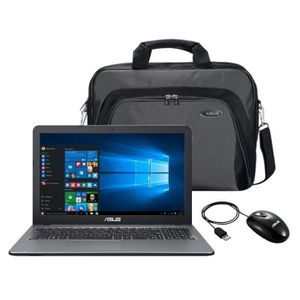 ORDINATEUR PORTABLE ASUS Ordinateur portable X540LA-XX1303T - 15,6 pou