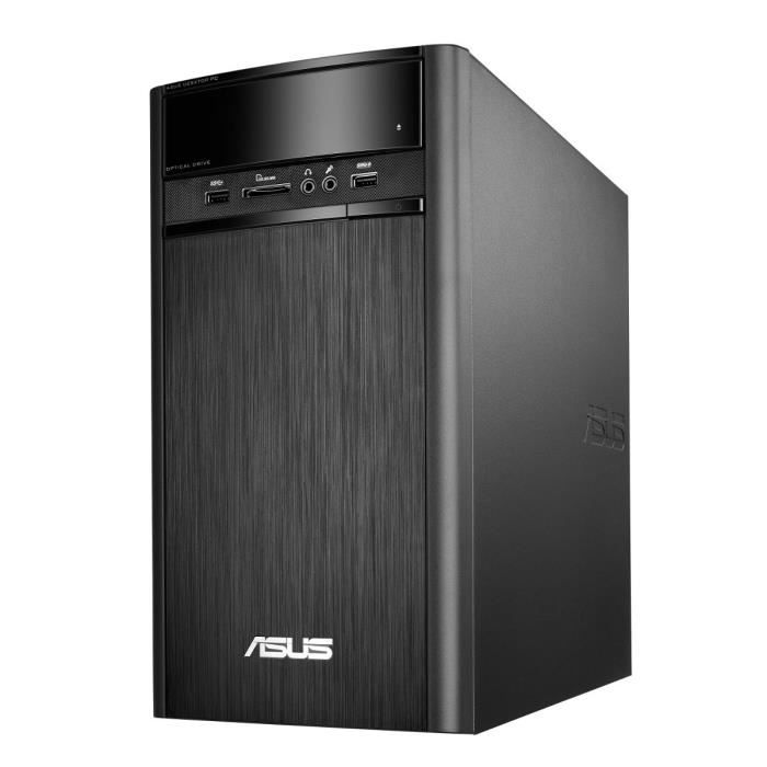 asus asus pc de bureau f31an fr003t ordinateur bureau. Black Bedroom Furniture Sets. Home Design Ideas