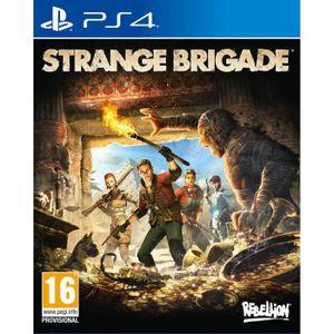 JEU PS4 Strange Brigade Jeu PS4