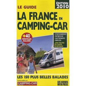 GUIDES DE FRANCE Le Guide La France en camping-car