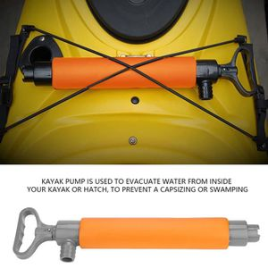 POMPE DE CALE Pompe de main flottante de cale portative de kayak